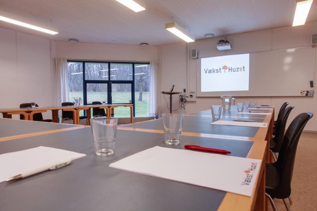 Vækst-Huzet - Undervisningslokalet